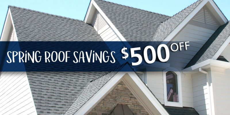 Spring Savings On Energy Efficient Roofing Hoffman United