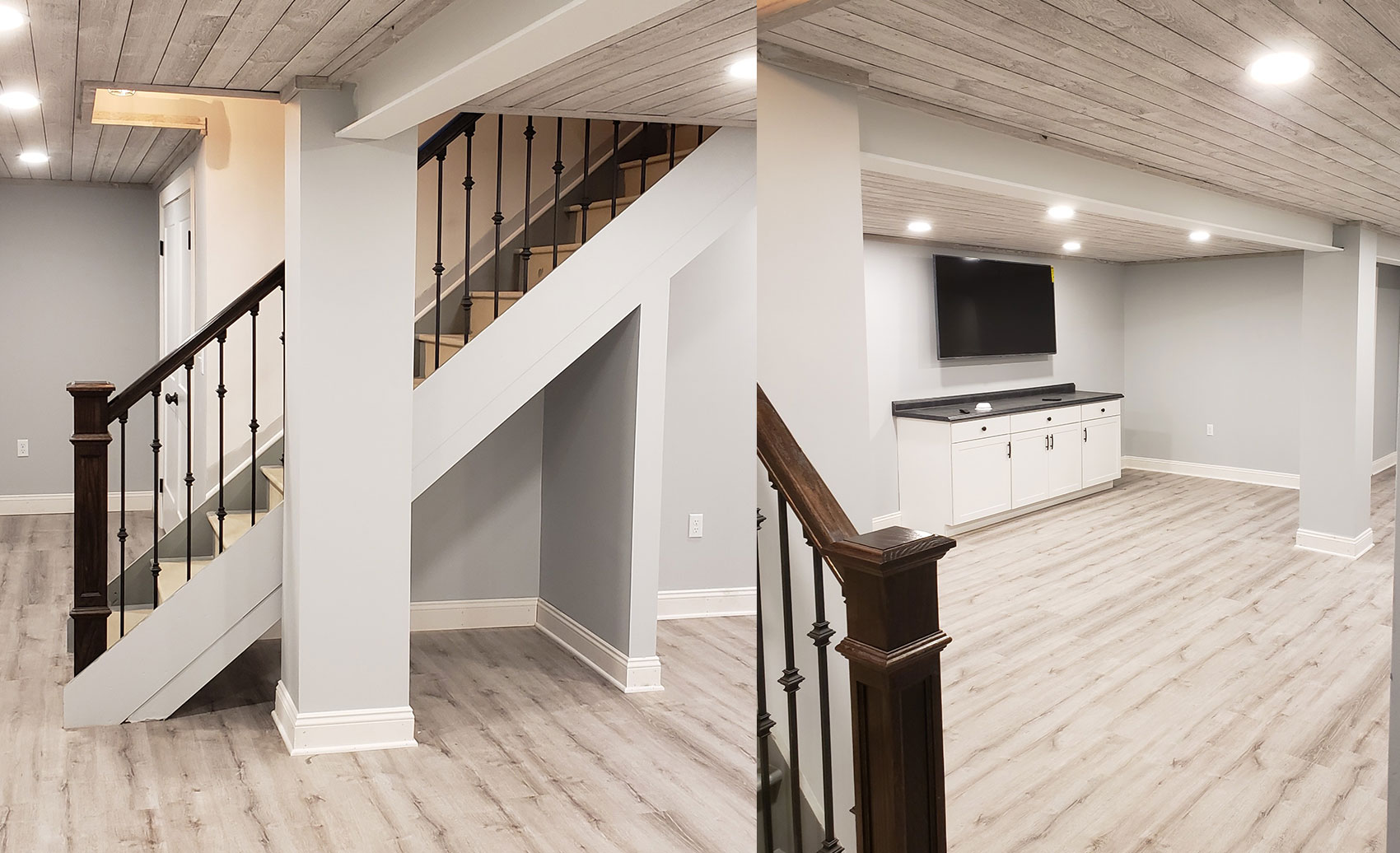 Basement Renovation, Erie, PA, General Contractor