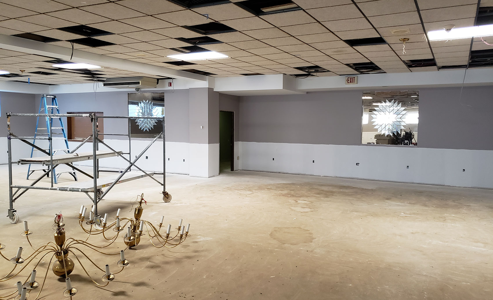 MLK center erie, pa, commercial renovation