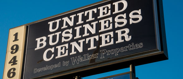United Business Center, Erie Pa, Office rentals