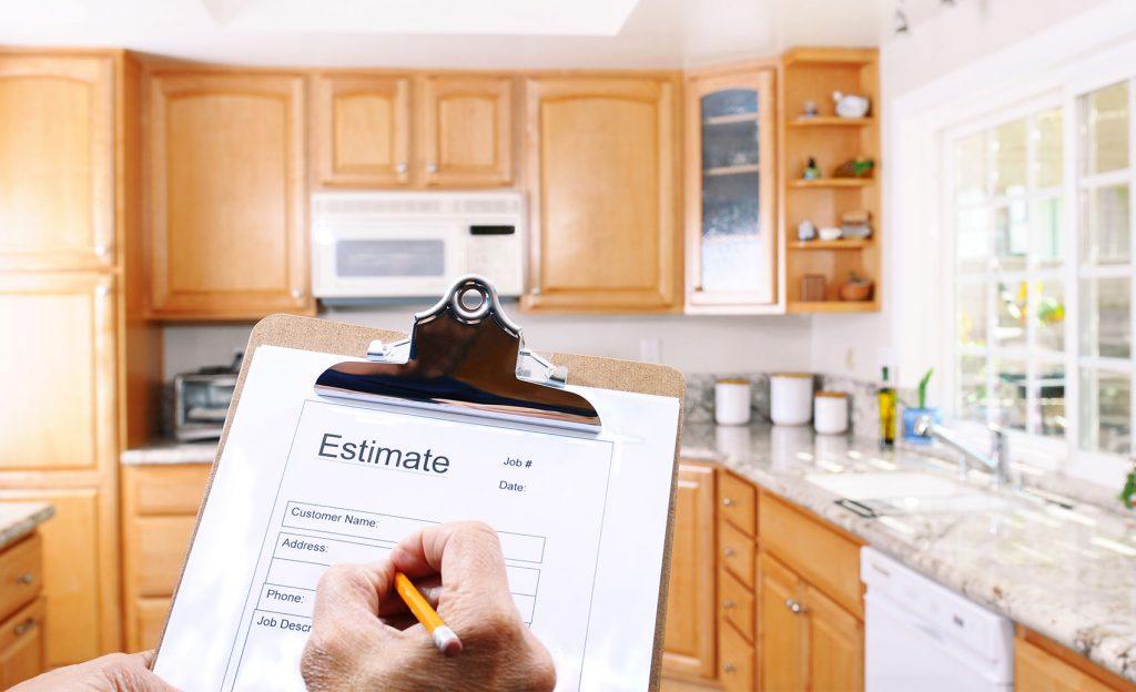 home renovation estimate, erie pa