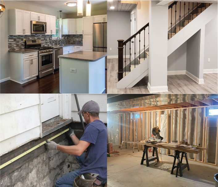 Construction, Erie, Pa, Home Remodels