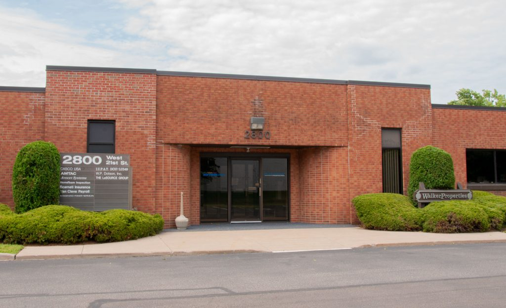 EBCO Park, Office Rentals in Erie, Pa