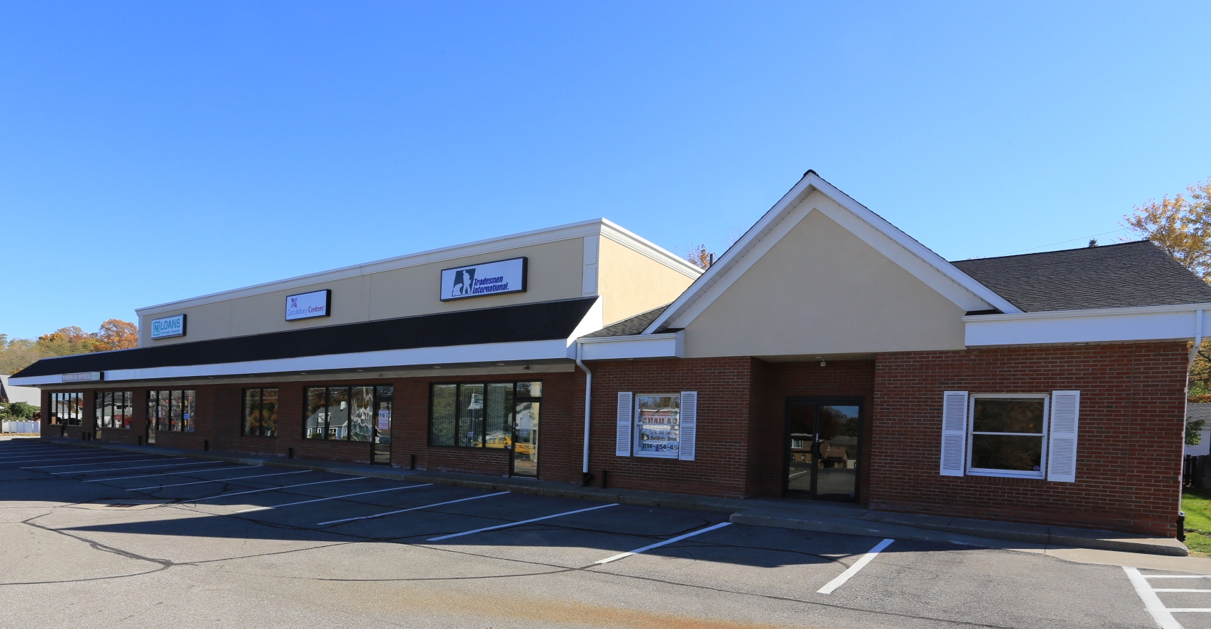 Beverly Square, Erie, Pa, Commercial Rentals